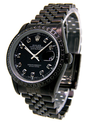 Rolex Datejust PVD/DLC - 16220 - Used