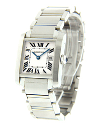 Cartier Tank Francaise - Used