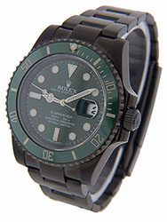 Rolex Submariner PVD/ DLC - 11610 - Unused