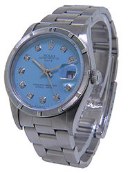 Rolex Date - 15200 - Used