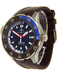 IWC Aquatimer Deep Two - IW354702 - Used