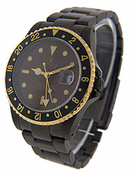 Rolex GMT Master PVD/DLC - 16710 - Used