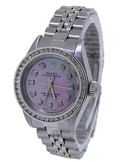Rolex Oyster Perpetual - 6719 - Used