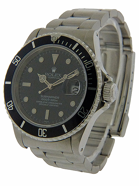 Rolex Submariner - 16610 - Used