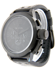 TW Steel Canteen Cool Black - TW821 - New