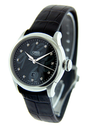 Oris Artelier Date Diamonds - 56176044094LS - New