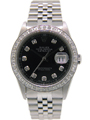 Rolex Datejust - 16220 - Used