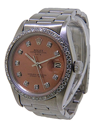 Rolex Date - 1500 - Used